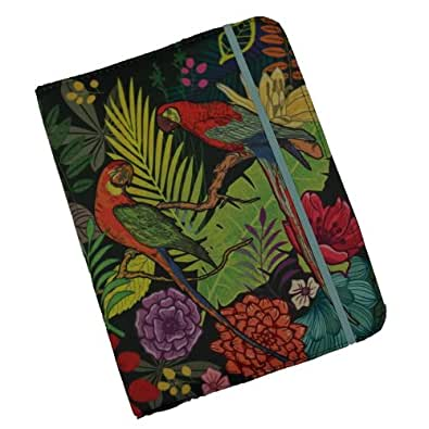 Conception Forêt Tropicale Couverture E-Reader (Convient pour Kindle 11.5cmx17cm)