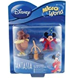 Disney MicroWorld Blister Card Fantasia