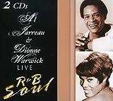 echange, troc Al Jarreau, Dionne Warwick - R&B Soul: Live