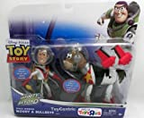 Disney / Pixar Toy Story Exclusive To Infinity And Beyond Space Mission Action Figure 2Pack Woody Bullseye