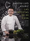 img - for Las recetas de mi casa by ANDONI LUIS ADURIZ (2013-08-02) book / textbook / text book