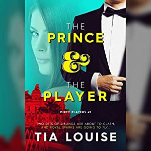 The Prince & The Player: Dirty Cinderella Audiobook