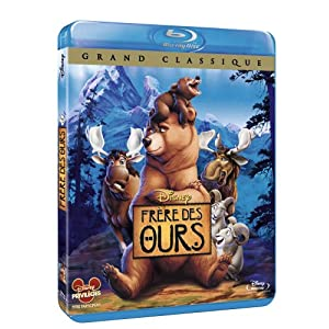 Frère des ours [Blu-ray]