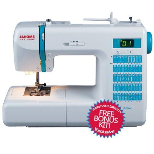 Janome Dc2013 Computerized Sewing Machine With Free Bonus Accessories!