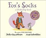 Julia Donaldson Tales from Acorn Wood: Fox's Socks 15th Anniversary Edition (Tales from Acorn Wood Board Bk)