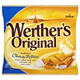 Werthers Original Chewy Toffees Sweets - 15 x 135gm