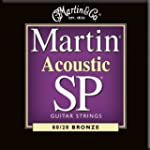 Martin SP 80/20 Acoustic Guitar Strin...