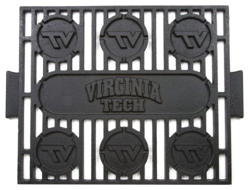 Grill Topper Gt-1311-Vtu Virginia Tech Large Grill Topper