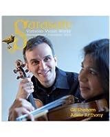 Virtuoso Works For Violin/サラサーテ:ヴァイオリン超絶技巧作品集