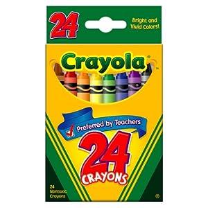 Crayola Princess Light Up Tracing Desk Crayola 24 Ct Crayons