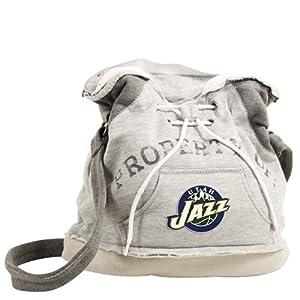 NBA Utah Jazz Hoodie Duffel by Pro-FAN-ity Littlearth