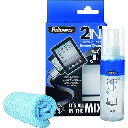 fellowes-9922101-2in1-bildschirm-reiniger-mit-mikrofasertuch-2-in-1-formel-fur-effektive-reinigung-u