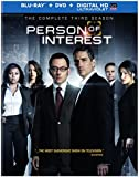 Person of Interest: Season 3 [Blu-ray]