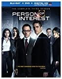Person of Interest: Season 3 [Blu-ray]