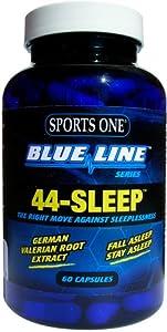 Sports One 44 Sleep, 60-capsule Bottle