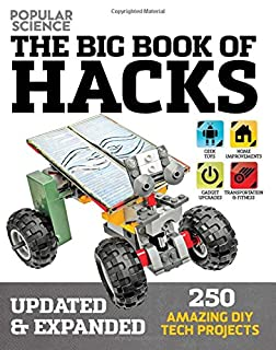 Book Cover: The Big Book of Hacks