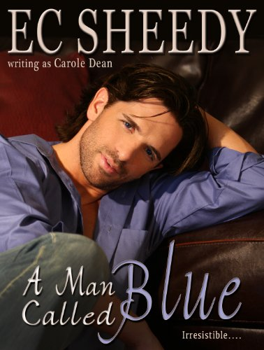 A MAN CALLED BLUE by EC Sheedy