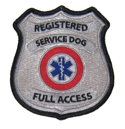 registered-service-dog-metallic-patch