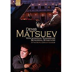 Denis Matsuev - Piano recital at the Royal Concertgebouw