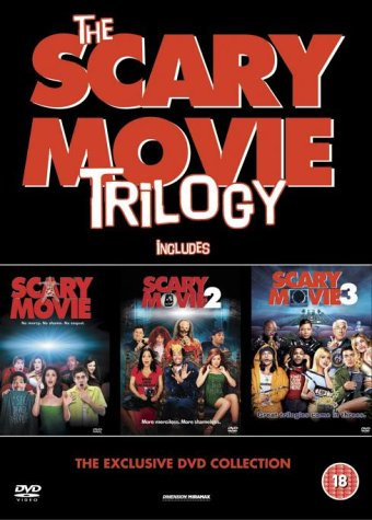 The Scary Movie Trilogy (Box Set) [DVD]