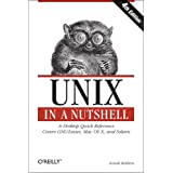 Unix in a Nutshell (In a Nutshell (O'Reilly))by Arnold Robbins