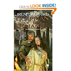Guardian of the Balance (Merlin's Descendants, Vol. 1) by Irene Radford