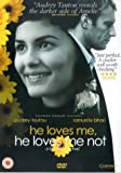 He Loves Me... He Loves Me Not [DVD] [2002]