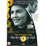He Loves Me...He Loves Me Not [DVD] [2002]by Audrey Tautou
