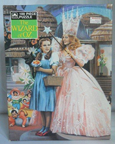Vintage Garfield 100 Piece Puzzle 1978 - 1