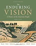 The Enduring Vision: Volume I: To 1877 (0495800945) by Boyer, Paul S.