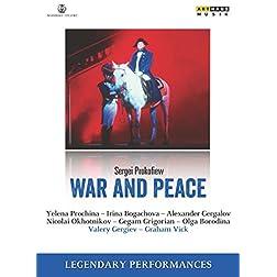 Prokofiev: War and Peace - Kirov Opera, St. Petersburg, 1991
