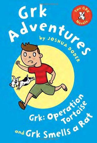 Grk Adventures (The Grk Books)