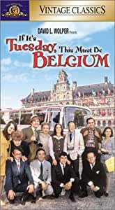 If It's Tuesday This Must Be Belgium [VHS]