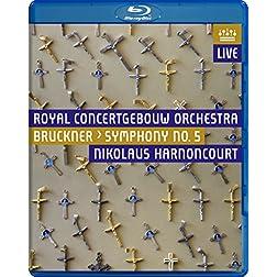 Bruckner: Symphony No. 5 [Blu-ray]