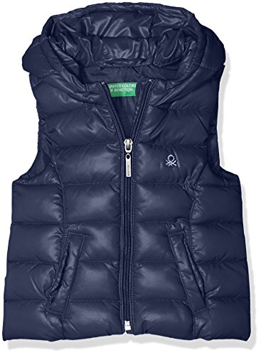 united-colors-of-benetton-2eo05-blouson-fille-bleu-navy-7-8-ans-taille-fabricant-m