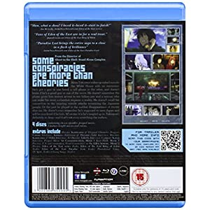 Eden of the East Complete Coll [Blu-ray] [Import anglais]