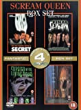 Scream Queen (Box Set): Do You Wanna Know A.../Final Scream/... [DVD]