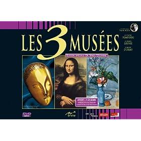 Les 3 Mus�es Edition 2007 - DVD-Rom