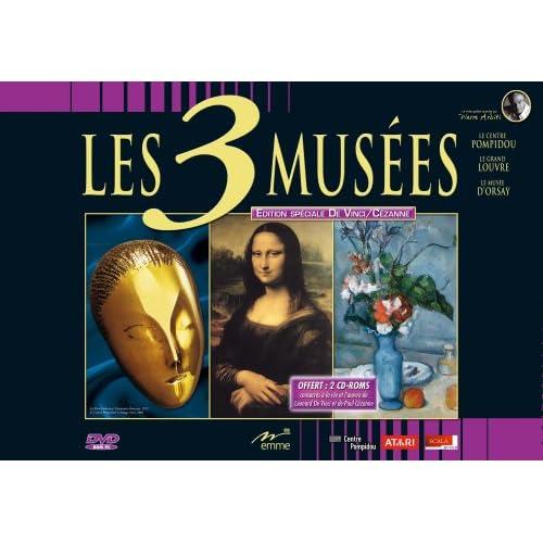 Les 3 Musées Edition 2007 - DVD-Rom