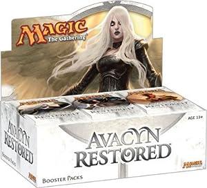 Magic: the Gathering - Avacyn Restored (AVR) Sealed Booster Box