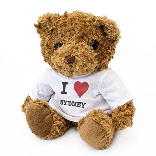 new-i-love-sydney-teddy-bear-cute-and-cuddly-gift-present-birthday-xmas