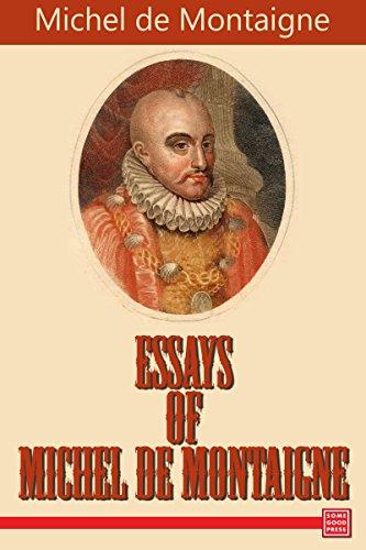 essays of michel montaigne