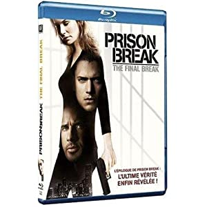 Prison Break - The Final Break [Blu-ray]