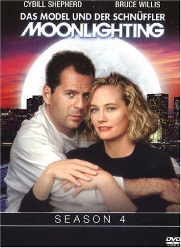 Moonlighting - Das Model und der Schnüffler - Season 4 (4 DVDs)