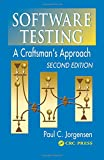img - for Software Testing: A Craftsman's Approach, Second Edition book / textbook / text book