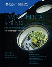 Scientific American Environmental Science for a Changing World Extended