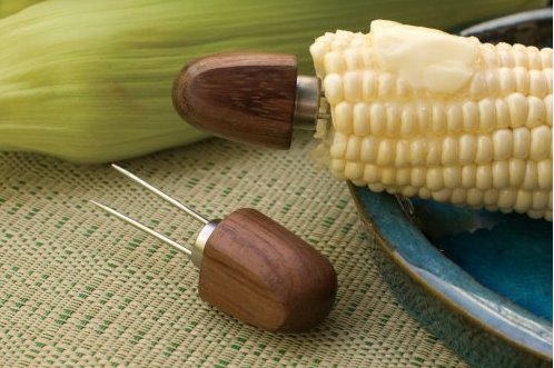 Rosewood BBQ Corn Cob Holders - Best of Barbecue
