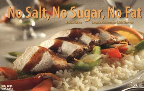 No Salt, No Sugar, No Fat (Nitty Gritty Cookbooks) by Goldie Silverman