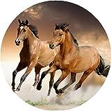 Tortenaufleger Pferde 009