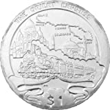 The 2013 130th Anniversary of the Orient Express Coin
